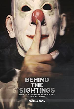 Behind the Sightings poster