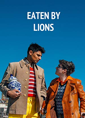 Eaten by Lions poster
