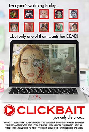Clickbait poster