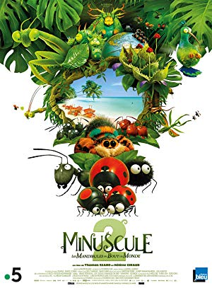 Minuscule - Mandibles from Far Away poster