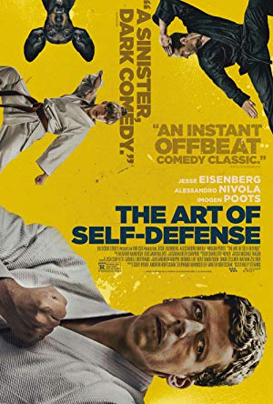 The Art of Self-Defense poster