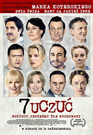 7 uczuc poster