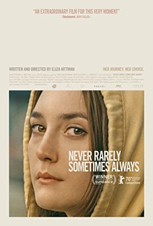 Never Rarely Sometimes Always poster