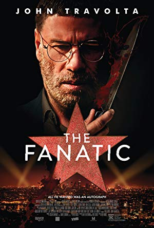 The Fanatic poster
