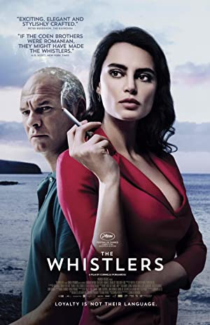 The Whistlers poster