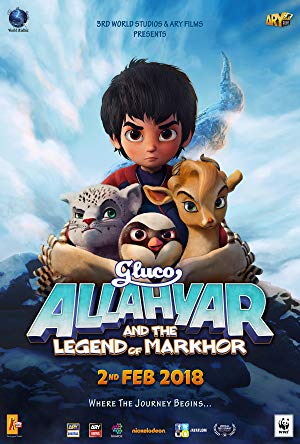Allahyar and the Legend of Markhor poster