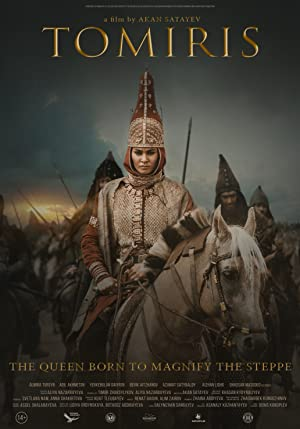 The Legend of Tomiris poster