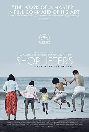 Shoplifters poster