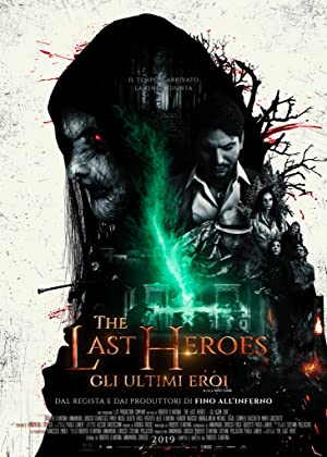 The Last Heroes poster