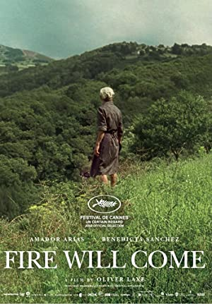 Fire Will Come poster