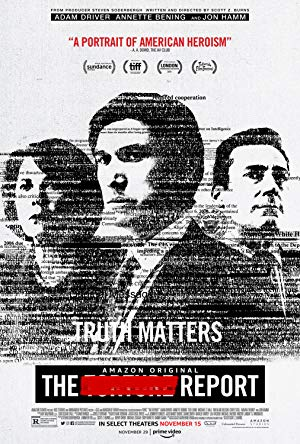 The Report poster