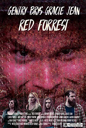 Red Forrest poster