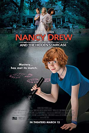 Nancy Drew and the Hidden Staircase poster