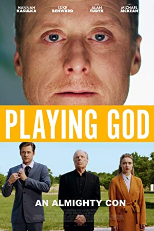 Playing God poster