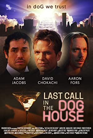 Last Call in the Dog House poster