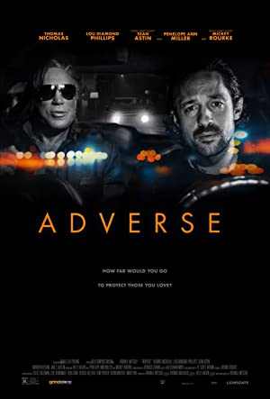 Adverse poster