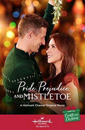 Pride and Prejudice and Mistletoe poster