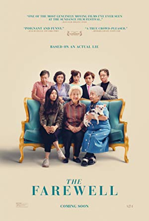 The Farewell poster