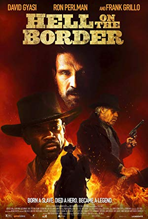 Hell on the Border poster