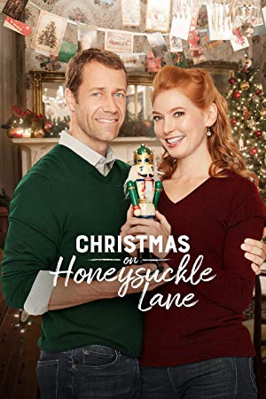 Christmas on Honeysuckle Lane poster