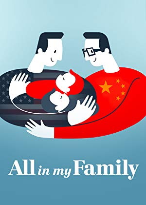 All in My Family poster