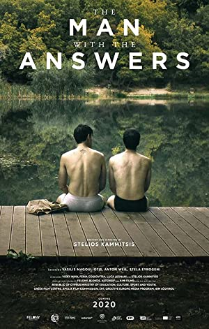 The Man with the Answers poster