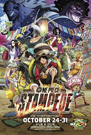 One Piece: Stampede poster