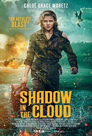 Shadow in the Cloud poster