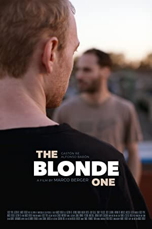The Blonde One poster